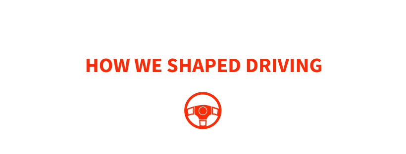how we shaped