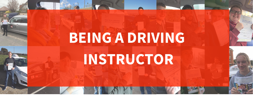 becoming a driving instructor
