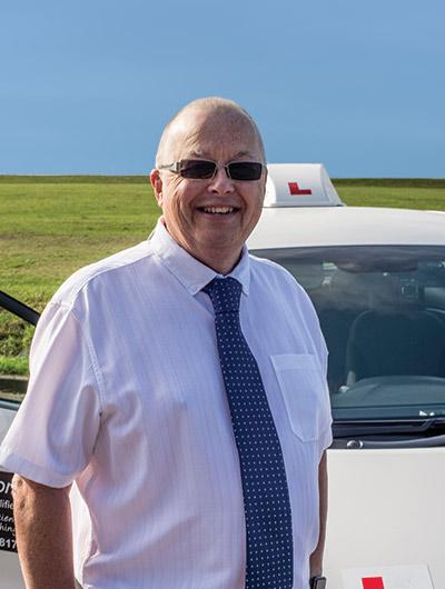 GLEN ROBBINS Driving Instructor Gosport