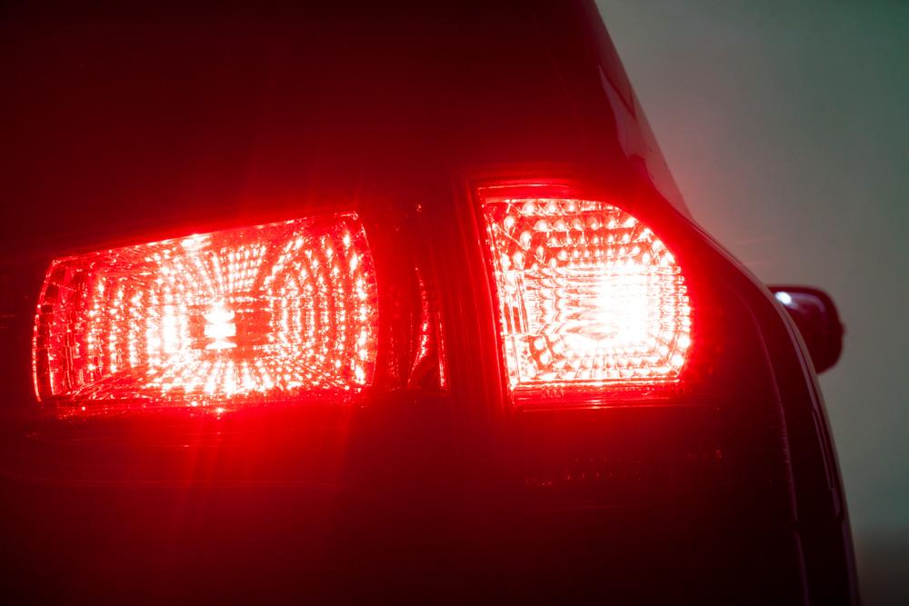 Car brake lights