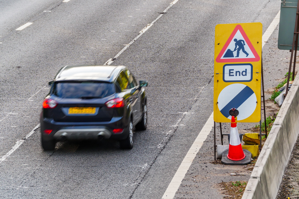 DVSA Syllabus road signs on dual carriageway