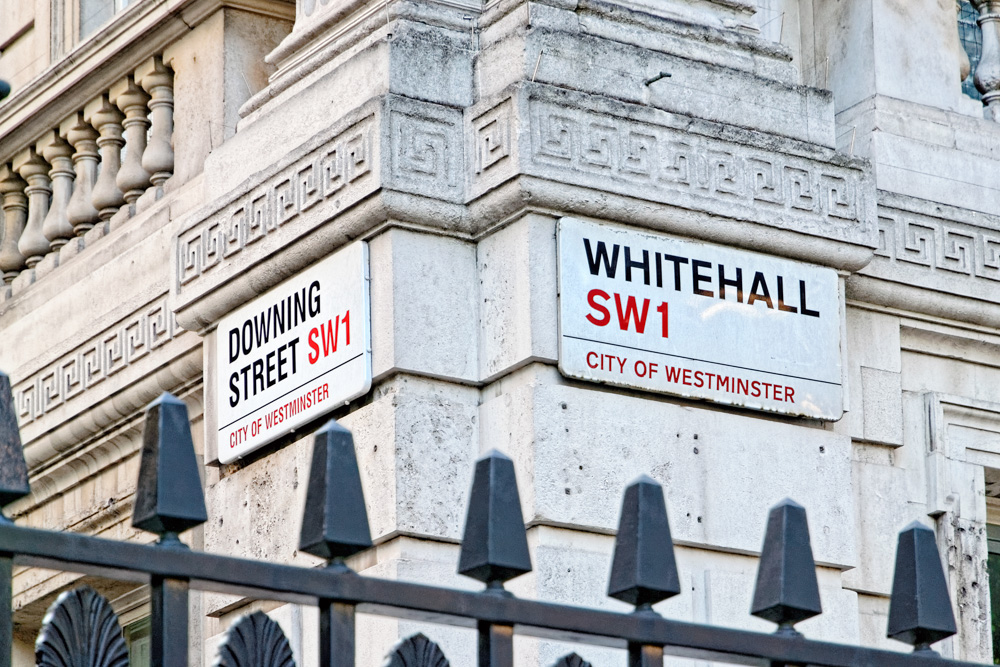 Government Whitehall