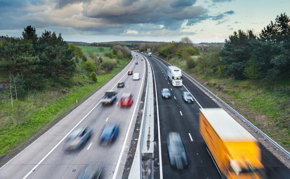 DVSA Syllabus fast traffic on dual carriageway