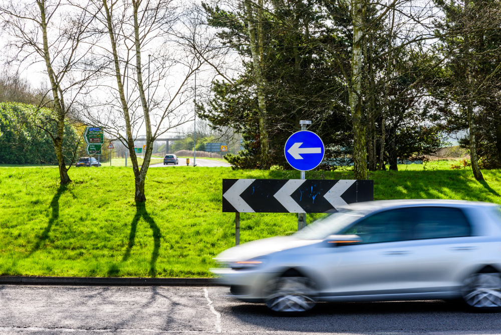 DVSA Syllabus Roundabout approaching