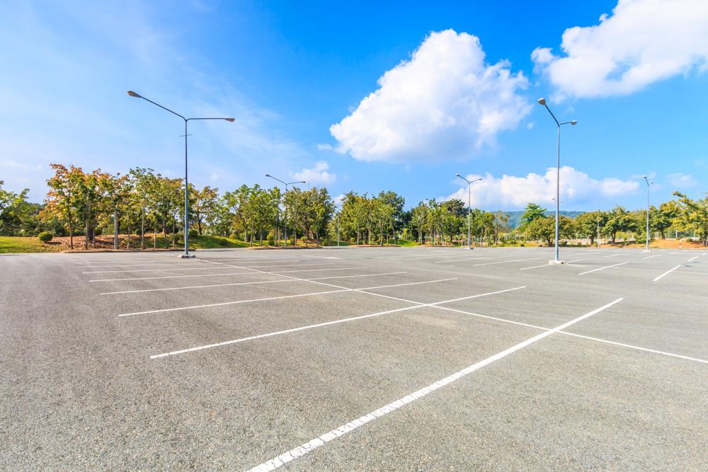 bay park car park