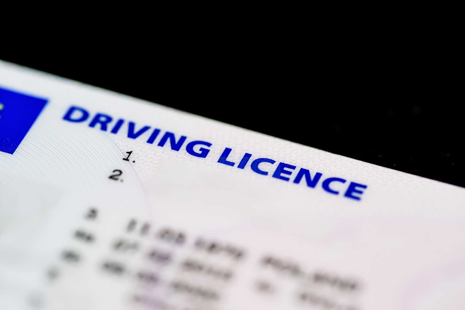 Driving icence & Your legal Responsibilities